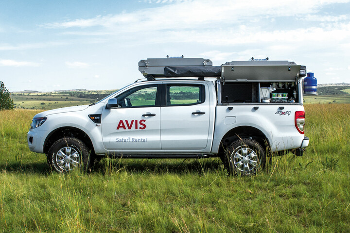 Avis Luxury Safari Camper Gruppe N