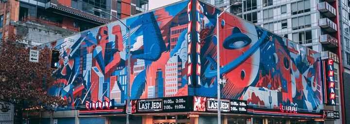 Street Art Seattle