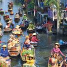 Ayutthaya & Bunte Märkte