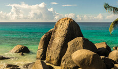 Flughafen Lounges Seychellen