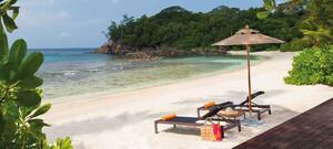 Strandparadies Seychellen