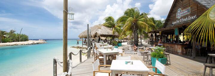 LionsDive Beach Resort Hemingway Restaurant