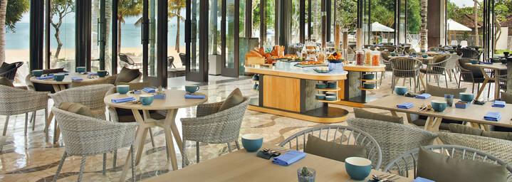 The Anvaya Beach Resort The Sands Restaurant