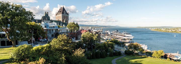 Québec City - Chateau Chateâu Frontenac
