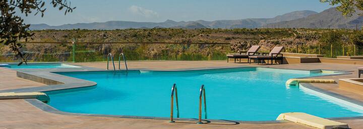 Pool des Sahab Resort & Spa