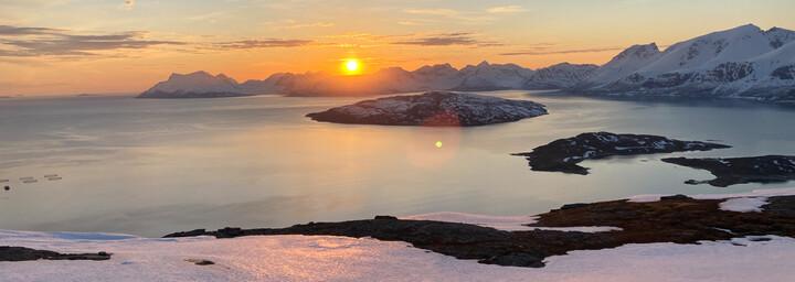 Arctic Panorama Lodge Umgebung Aussicht