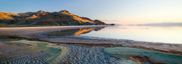 Antelope Island Landschaft