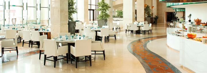 The St. Regis Saadiyat Island Resort Restaurant
