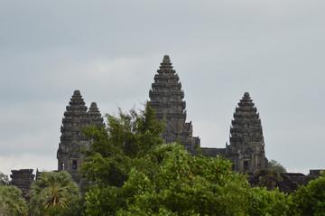 Reisebericht Kambodscha: Angkor Wat