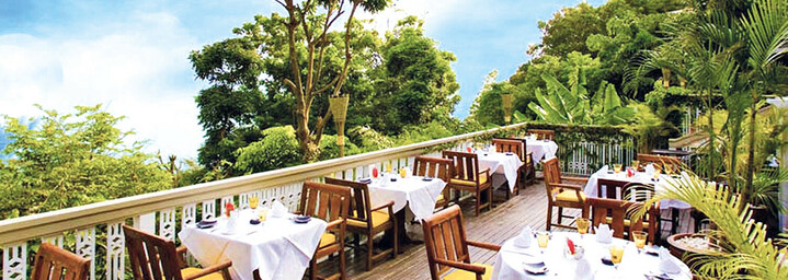 Restaurant des Centara Villas Phuket