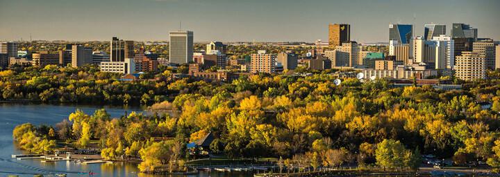 Regina Skyline, Kanada