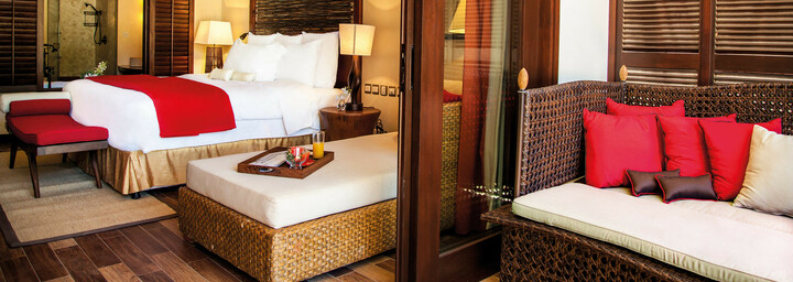 Beispiel Junior Suite - The H Resort Beau Vallon Beach
