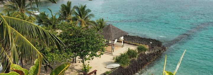 Candi Beach Resort & Spa - Bali Reisebericht