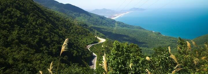 Wolkenpass Vietnam