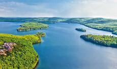 Québec - Entlang des St.-Lorenz-Stroms