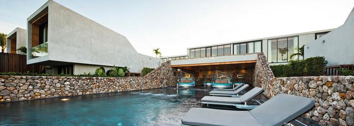 Design Hotel Casa de la Flora in Khao Lak - Pool