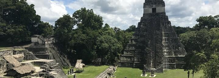 Tikal Mayastätte