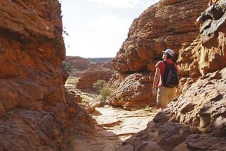 Kings Canyon Wanderung