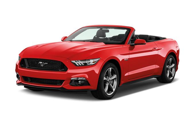 Alamo Convertible Ford Mustang
