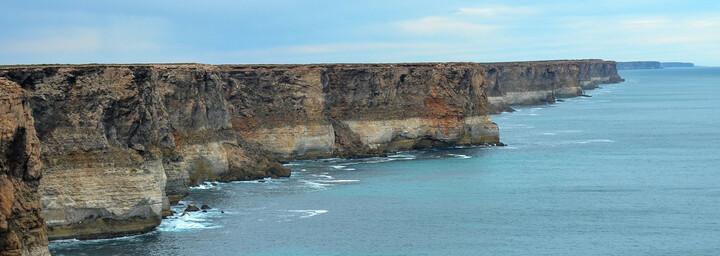 Australische Bucht - Head of Bight