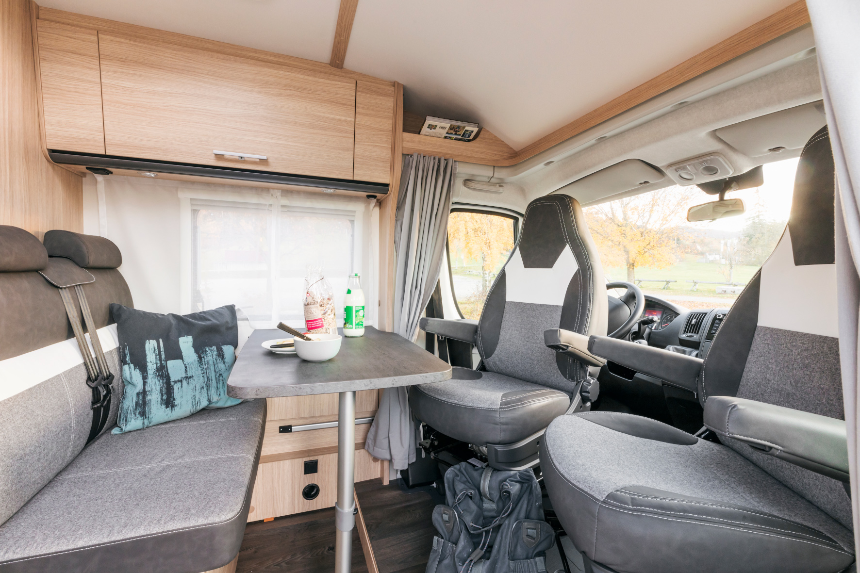 McRent Camper Europa - Kategorie Compact Plus