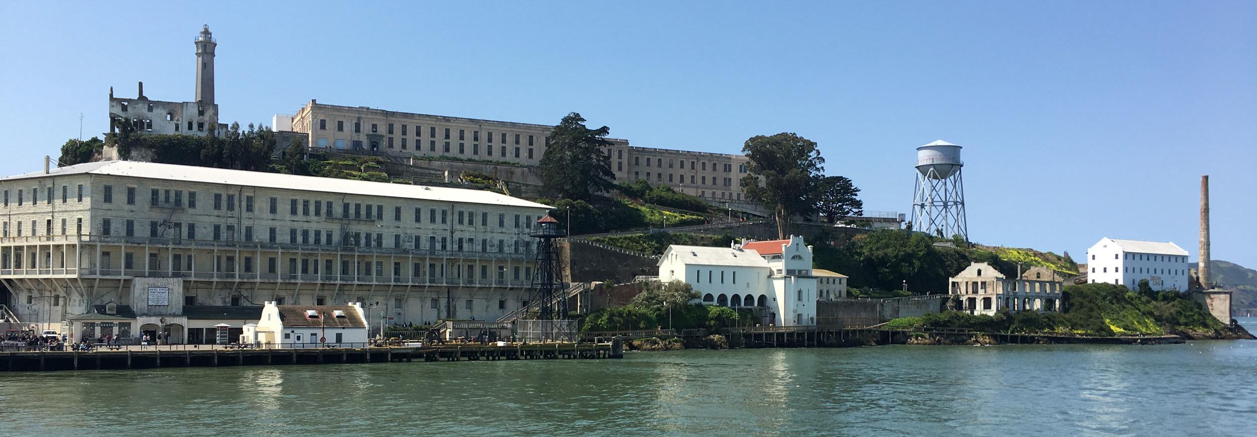 Reisebericht Kalifornien - Gefängnisinsel Alcatraz