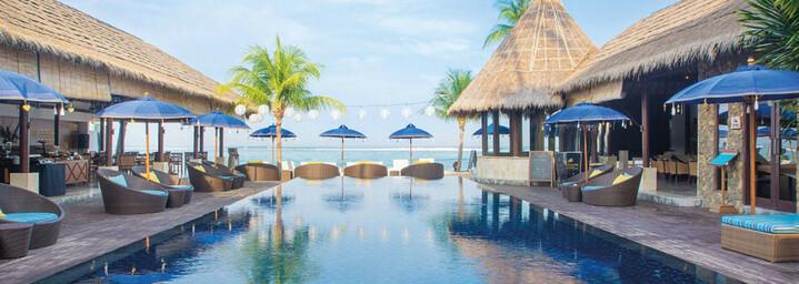 Pool des Lembongan Beach Club & Resort