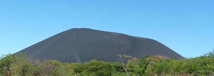Vulkan Cerro Negro