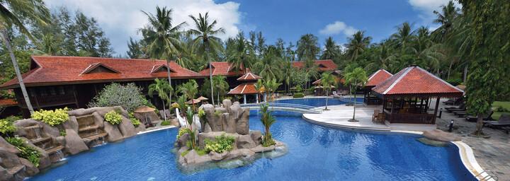 Pool  - Meritus Pelangi Beach Resort & Spa