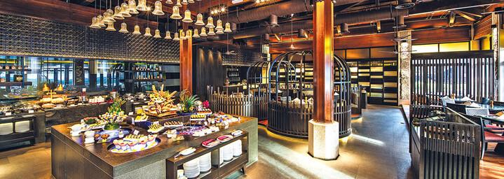 Restaurant Spice Market - Meritus Pelangi Beach Resort & Spa
