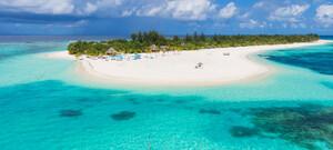 Außenansicht - Kanuhura - A Sun Resort Maldives