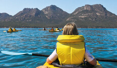 Kajaktour im Freycinet Nationalpark