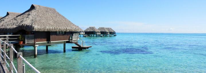 Reisebericht Südsee: Overwater-Bungalow auf Bora Bora
