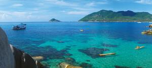 Koh Tao Jamson Bay