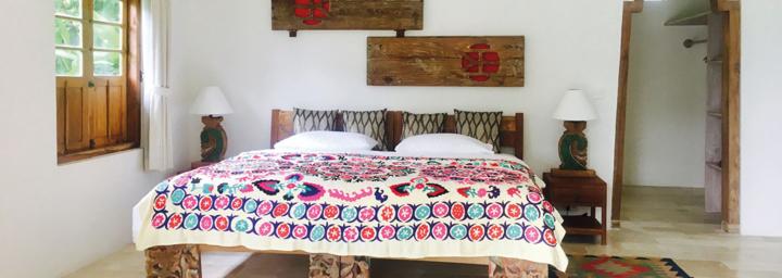 Zimmerbeispiel Deluxe Zimmer - Sun Suko Boutique Retreat auf Bali