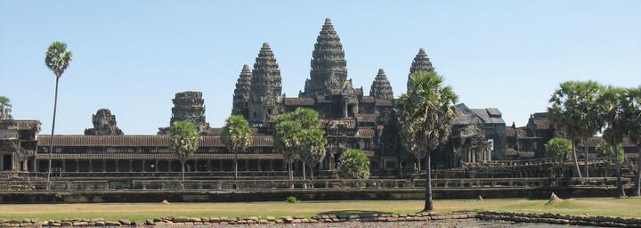 Angkor Wat Kamobdscha