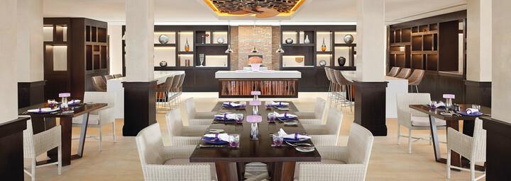 Restaurant des Banana Island Resort by Anantara in Doha