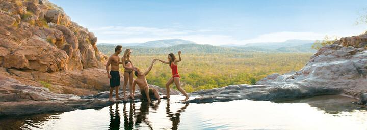 Kakadu Nationalpark Wasserloch