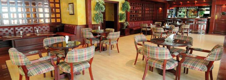 Castle Lounge des Falaj Daris Hotel Nizwa