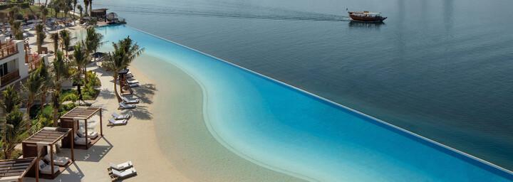 Lagoon des Park Hyatt Dubai
