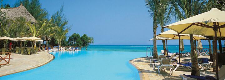 Baobab Beach Resort & Spa Pool