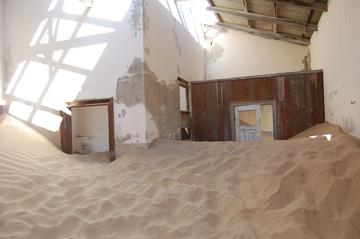 Reisebericht Namibia: Geisterstadt Kolmanskoop