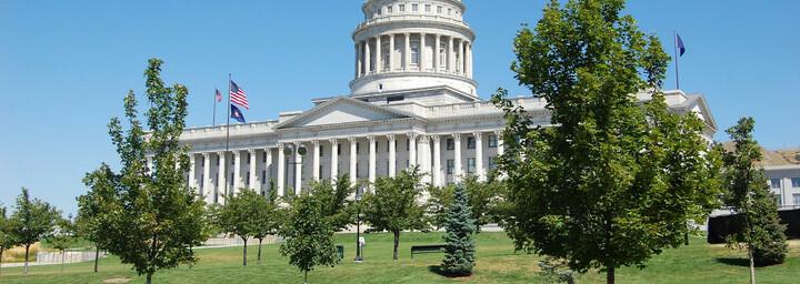 Capitol in Salt Lake City