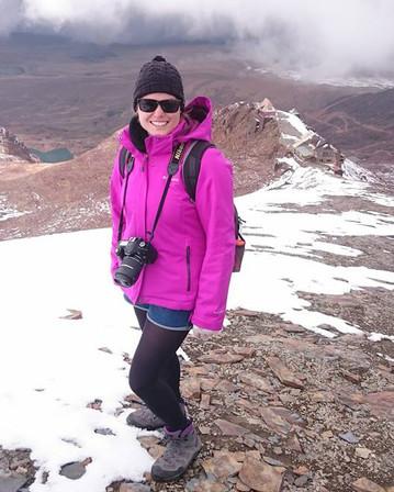 Südamerika Reisebericht - Ehemaliges Skigebiet Chacaltaya in Bolivien