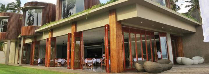 Restaurant des Candi Beach Resort & Spa