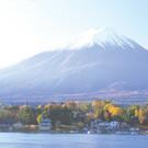 Spektakulärer Mount Fuji