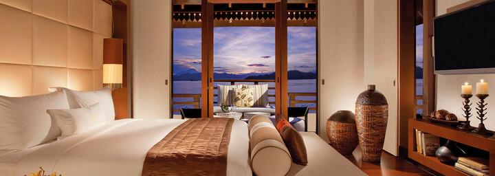 Beispiel Canopy Villa des Gaya Island Resort