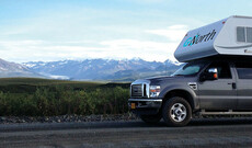 Go North Pick-Up Camper USA