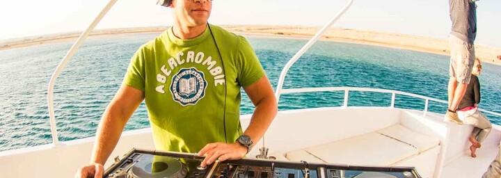 Sunset Cruise DJ