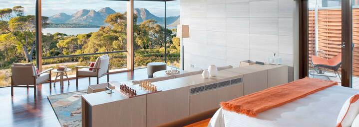 Saffire Beispiel Luxury Suite